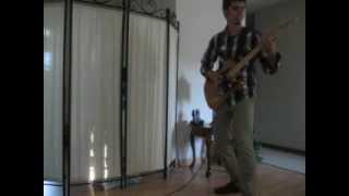 Golden Brown - Drive Like Jehu (Guitar cover)