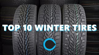 10 of the BEST Winter Tires for 2020