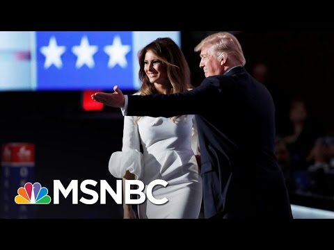 'They Have To Fire Somebody' For Melania Trump's Speech | Morning Joe | MSNBC