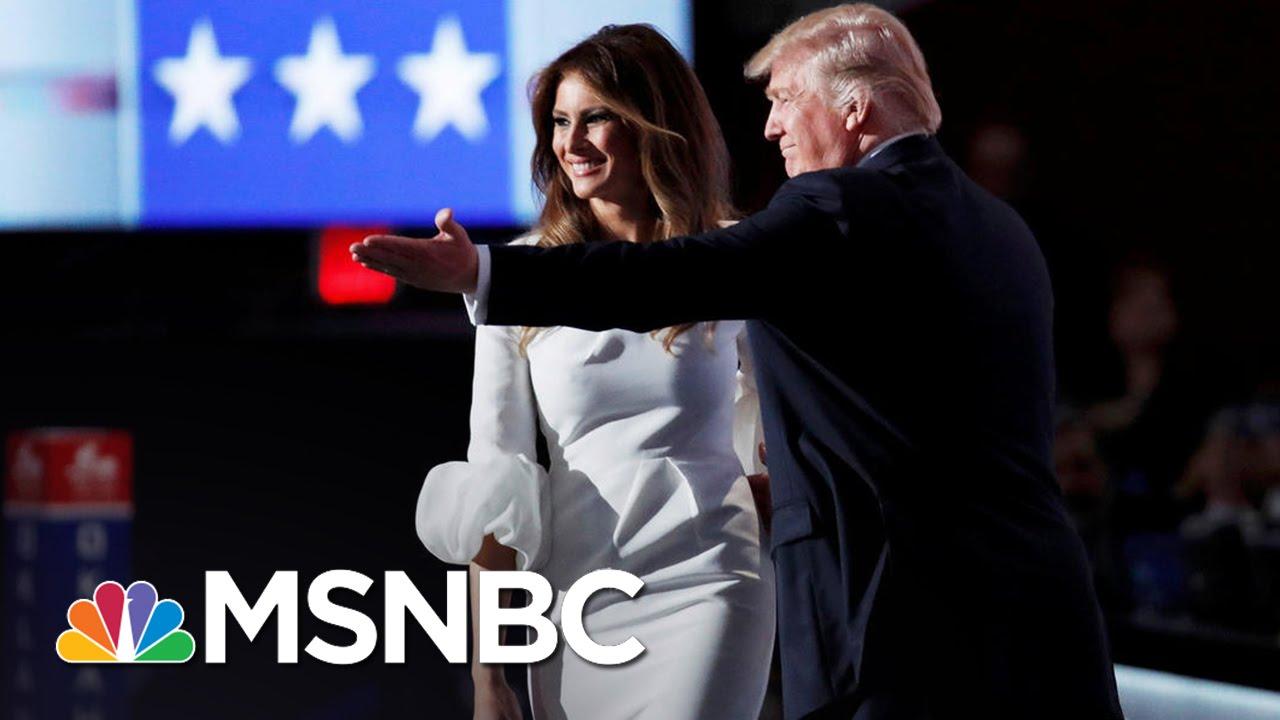 'They Have To Fire Somebody' For Melania Trump's Speech | Morning Joe | MSNBC thumbnail