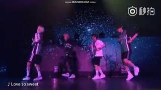 SF9 - Arashi's Love So Sweet 1st Concert in Japan FANFARE Special Stage