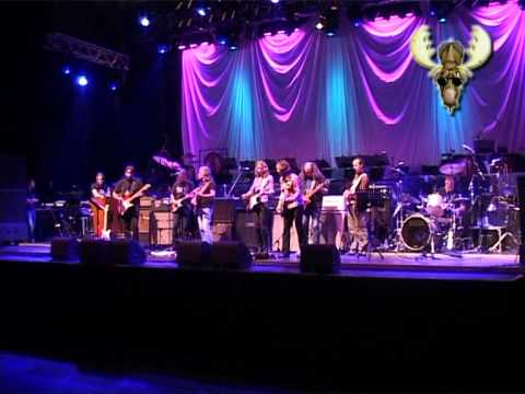 Blues Moose meets Snowy White and Julian Sas Symphony in blues 13-09-09 at 013 Tilburg Part 1