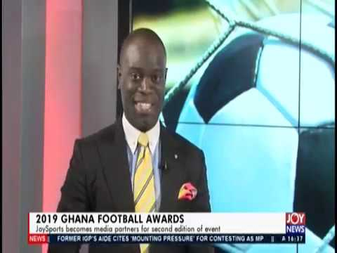 The Pulse Sports on JoyNews (15-7-19)