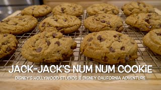 Jack-Jacks Num Num Cookie Recipe | Disneys Hollywood Studios & Disney California Adventure