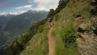 preview picture of video 'Vinschgau Trail'