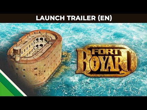 FORT BOYARD - Launch trailer [ENG] thumbnail
