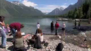 Glacier Park Lodge, Glacier National Park