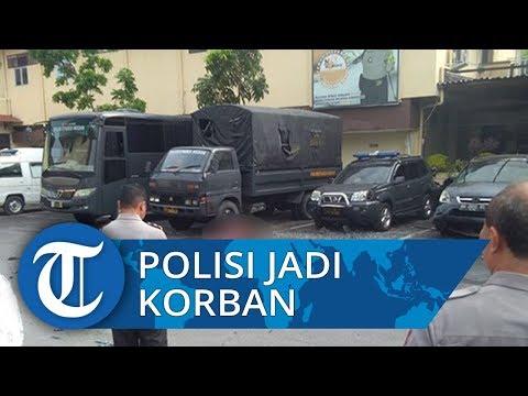 Pelaku Bom Bunuh Diri di Polrestabes Medan Diduga Dua Orang, Ada Polisi yang Dikabarkan Jadi Korban