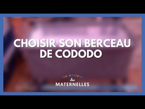 Choisir son berceau de cododo - La Maison des maternelles #LMDM