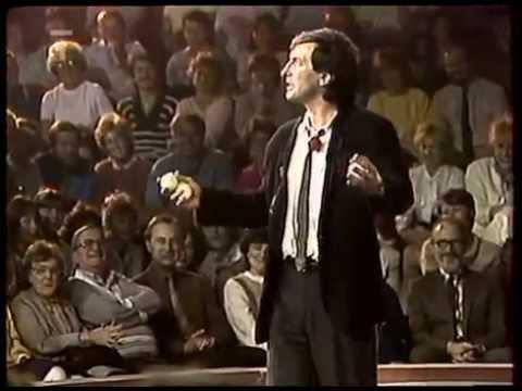 Manéž Bolka Polívky 02 Poullain,Hegerová,Goldflam,Pražský výběr,Bobek,Horníček 1987