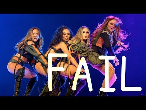 Little Mix   Live EPIC VOCAL FAILS Compilation