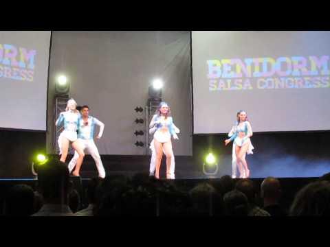 Siembra Dance Company Benidorm Salsa Congress