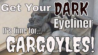 Get Your Dark Eyeliner, It's Gargoyles!
