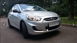 Hyundai Solaris (Солярис) седан: цена, фото, отзыв, обзор 2018