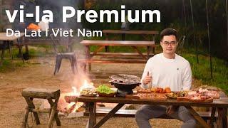 Chill ở Vila homestay Đà Lạt phía sau trường ĐH đẹp nhất Việt...