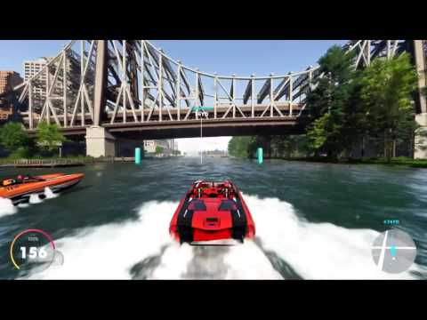 Видео № 0 из игры Crew 2 [PS4]