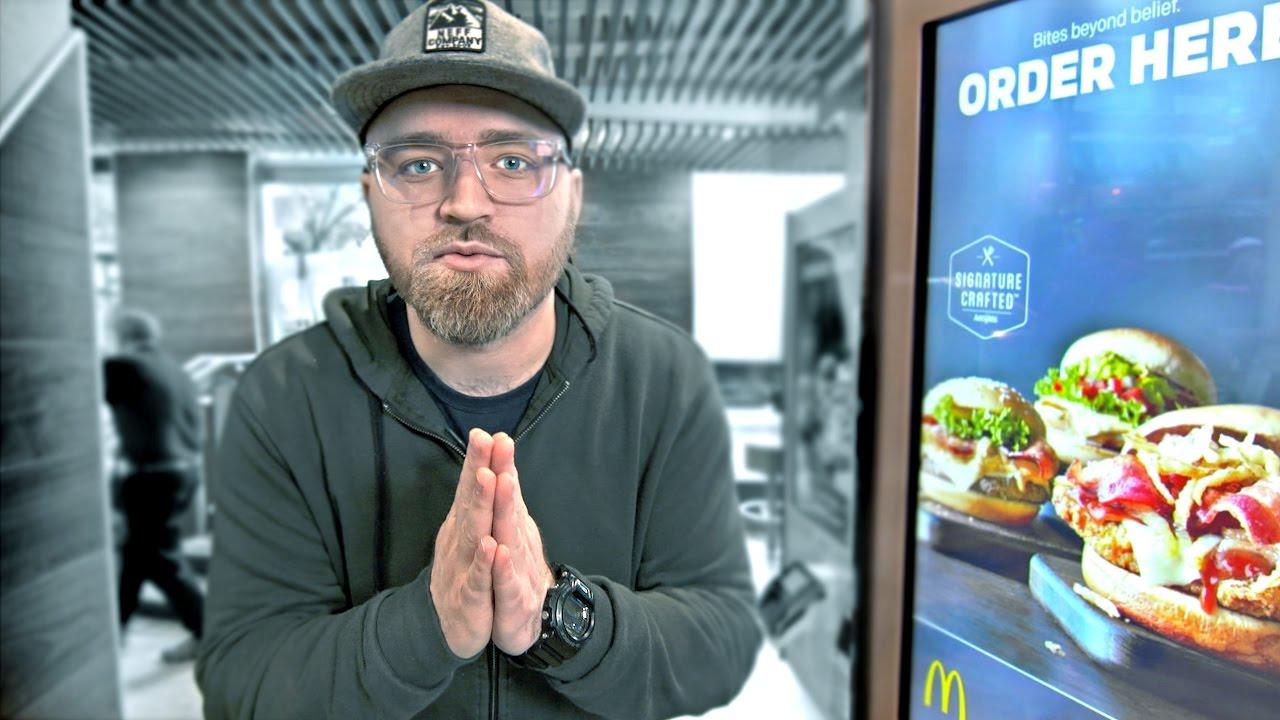Unboxing My Ultimate McDonald's Burger... thumbnail