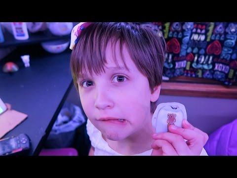 La forma de introducir la insulina para los niños