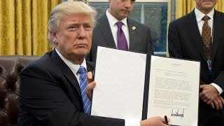 TPP pullout bad for Trump voters