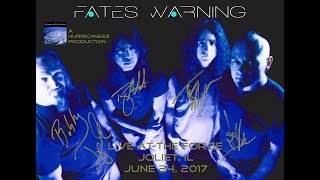 Fates Warning - Joliet, IL - June 24, 2017 FULL SHOW