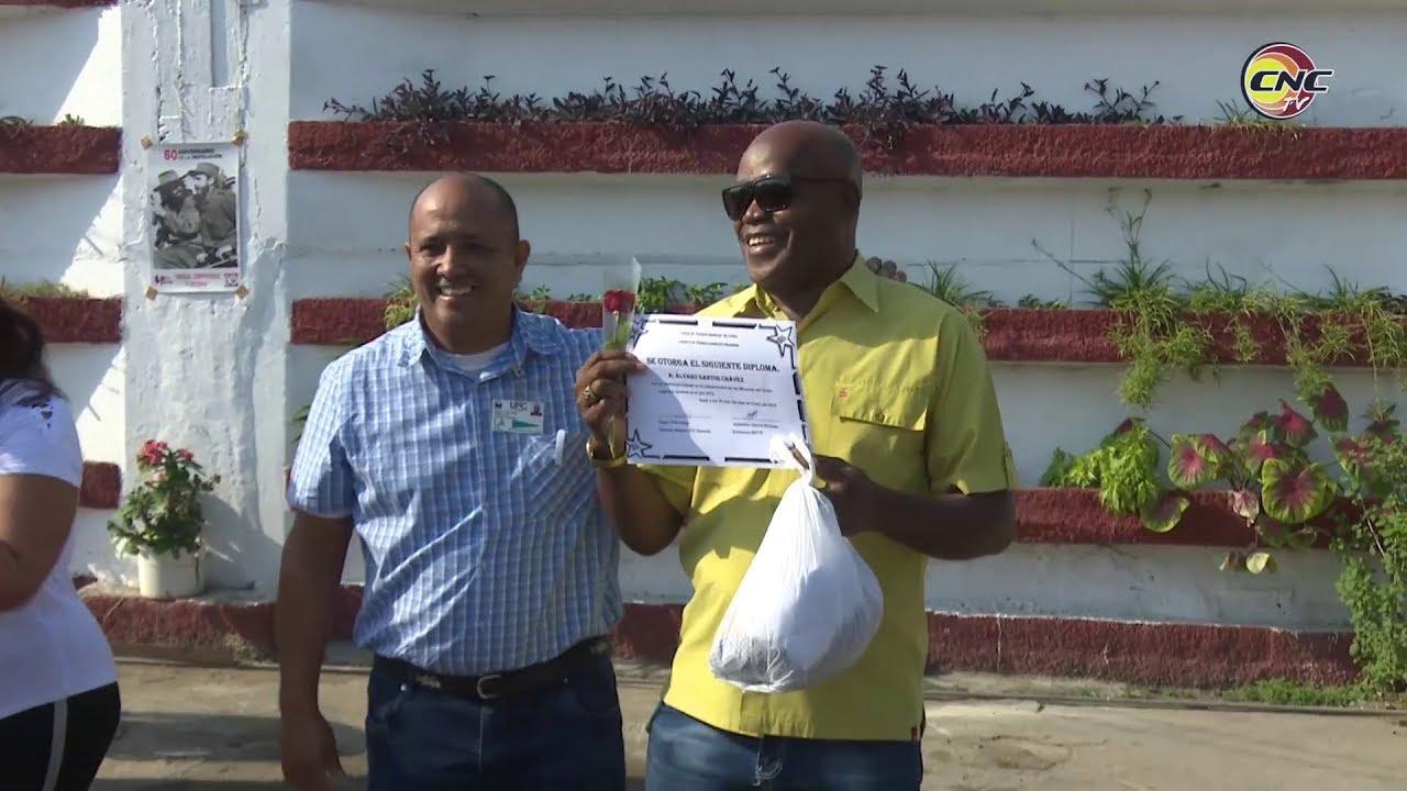 Festejan su día trabajadores ferroviarios en Granma