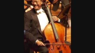 """""""Suite pour Violoncelle N° 5. BWV 1011. en Do mineur - Allemande"""" - Yo-Yo Ma"""