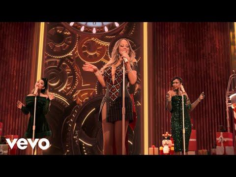 Mariah Carey - Oh Santa - Christmas Radio