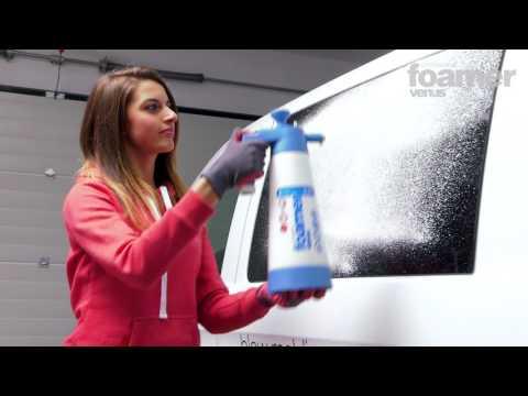 Kwazar Foam Dispenser-Foamer Venus
