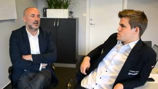 Magnus Carlsen Updates on No Logo Norway Chess Tournament