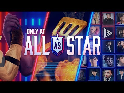 Only at All-Star | 2018 All-Star Event – League of Legends
