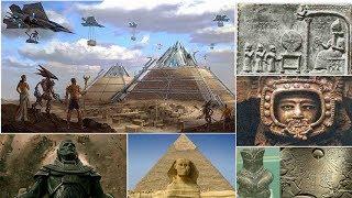 挑戰新聞軍事精華版--人類文明的啟蒙?外星人與地球文明之謎