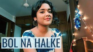 Bol na halke halke | Female Cover by Trishita (Raw   - YouTube