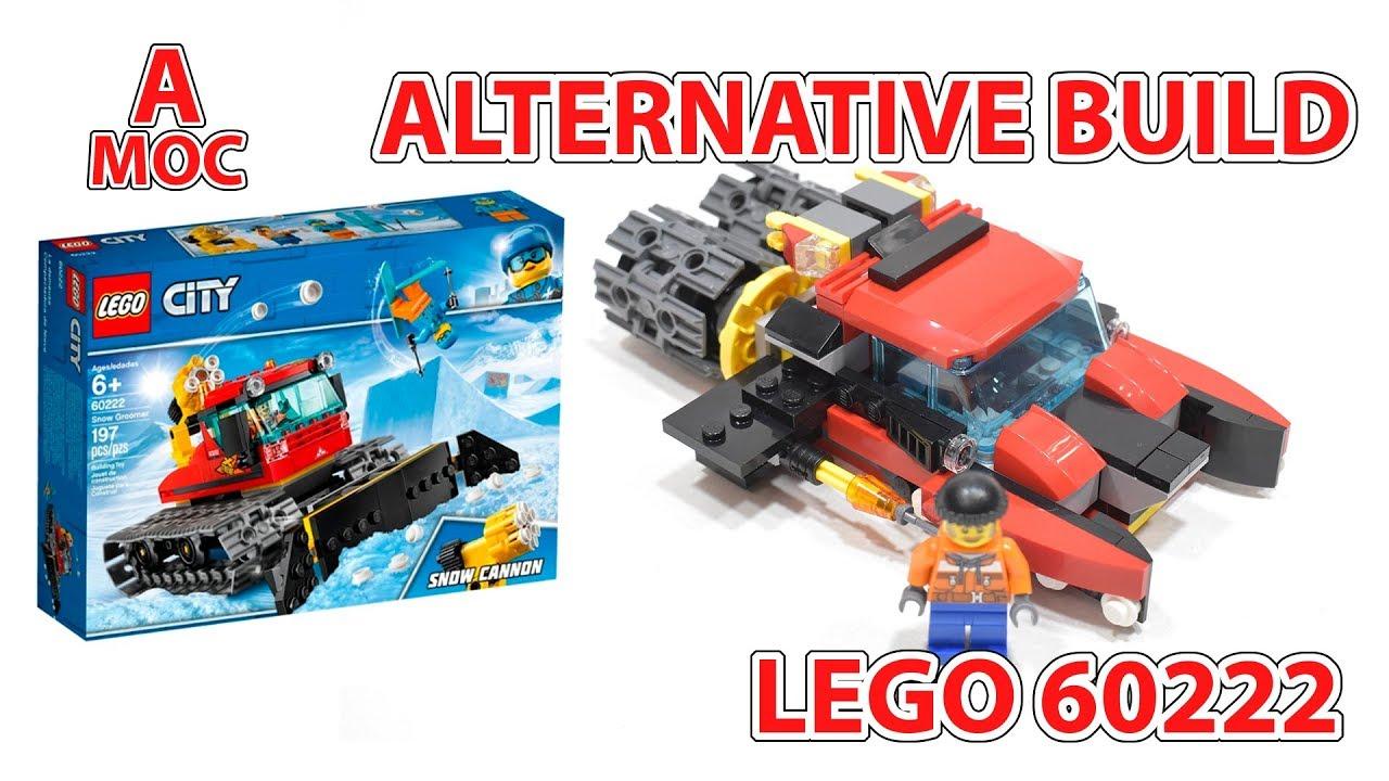 LEGO 60222 cloud car. alternative build. [A MOC]