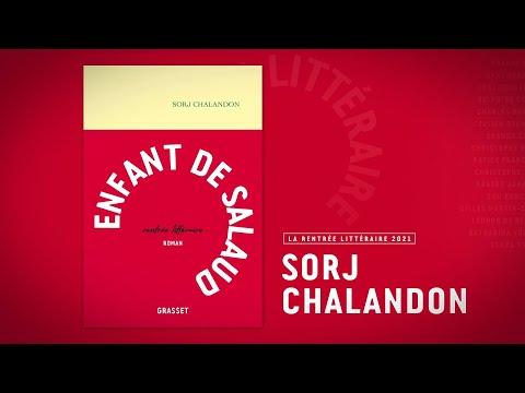 Vidéo de Sorj Chalandon