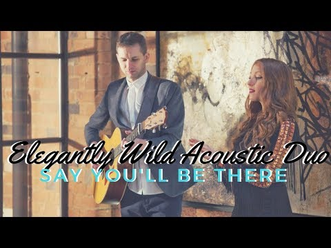 Elegantly Wild Acoustic Duo Video