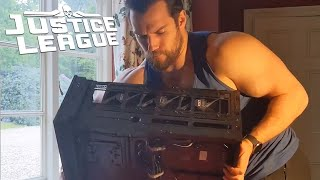 Henry Cavill Video - How To Build A Superman Gaming PC 2020