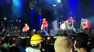 Chixdiggit - Spanish Fever @ Groezrock 2012