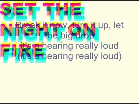 Set the Night on Fire -Bodybangers ft Gerald G! TESTO