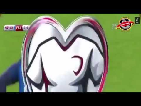 أهداف مباراة فرنسا و السوريد (2-1) - تصفيات مونديال 2018