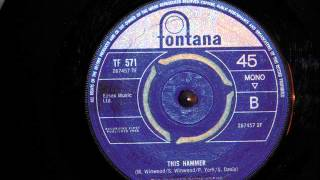 SPENCER DAVIS GROUP -  THIS HAMMER