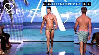 Argyle Grant Swimwear At Miami Swim Week Art Hearts Fashion 2020 | FashionTV | FTV