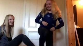 Yoga Challenge (Ida Og Anna)