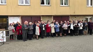 Wideo1: Otwarcie Klubu Seniora w Brennie