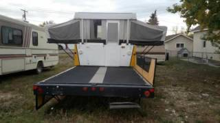 2005 Fleetwood Scorpion/ Toy Hauler for sale in HELENA, MT