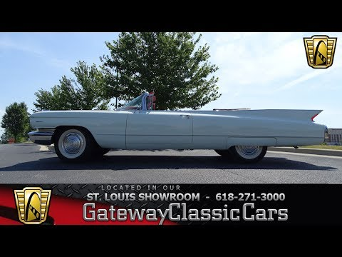 1960 Cadillac Series 62 for Sale - CC-994024