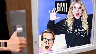 Video They TRAPPED Us in GMI Escape Room in Real Life! (First to Leave Wins $10,000 Hawaii Hotel Room) MP3, 3GP, MP4, WEBM, AVI, FLV Agustus 2019