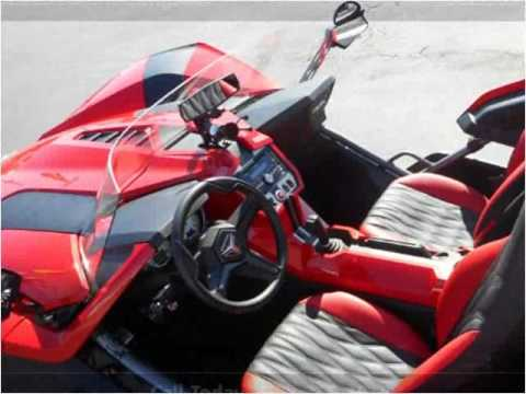 Video of 2015 Polaris Slingshot Offered by Classic Connections - JOAT