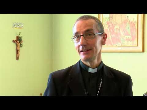 Mgr Vincent Dollmann, nouvel archevêque coadjuteur de Cambrai