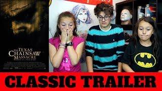 Texas Chainsaw Massacre trailer (2003) REACTION