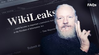How Julian Assange Disrupted Politics With WikiLeaks | Just The FAQs | USA TODAY